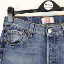 Load image into Gallery viewer, LEVIS 501 Jeans Blue | W30 L30