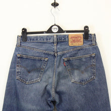 Load image into Gallery viewer, LEVIS 501 Jeans Blue | W34 L34