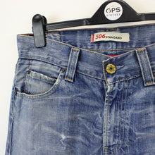 Load image into Gallery viewer, LEVIS 506 Jeans Blue | W34 L34