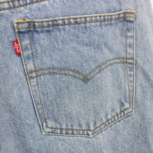 Load image into Gallery viewer, 90s LEVIS 501 Jeans Light Blue | W36 L32