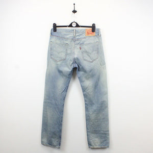 LEVIS 501 Jeans Light Blue | W33 L32