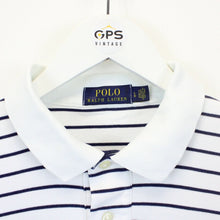 Load image into Gallery viewer, RALPH LAUREN Polo Shirt White | Large