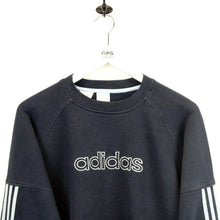 Load image into Gallery viewer, ADIDAS 00s Sweatshirt Navy Blue | Small