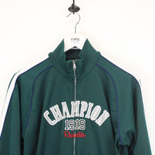 Load image into Gallery viewer, Womens CHAMPION Track Top Green | Small