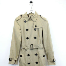 Load image into Gallery viewer, Womens BURBERRY Mac Trench Coat Beige | XS