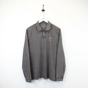 NAPAPIJRI Polo Shirt Grey | Medium