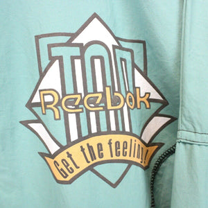 REEBOK 90s Track Top Green | Large