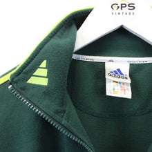 Load image into Gallery viewer, ADIDAS 90s 1/4 Zip Sweatshirt Green | Large