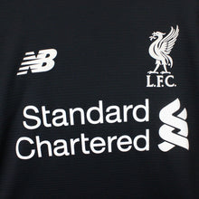 Load image into Gallery viewer, NEW BALANCE LIVERPOOL FC Shirt Black | Medium