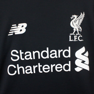 NEW BALANCE LIVERPOOL FC Shirt Black | Medium