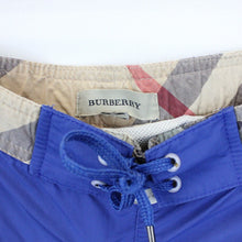 Load image into Gallery viewer, BURBERRY Swim Trunks Blue | Small