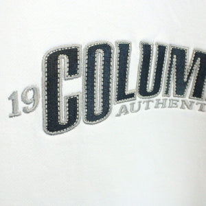 COLUMBIA 00s Sweatshirt White | XL