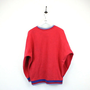 Womens SUPERDRY Sweatshirt Red | Small
