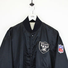 Load image into Gallery viewer, Vintage 90s STARTER Oakland RAIDERS Jacket | XL