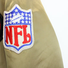 Load image into Gallery viewer, Vintage 90s STARTER San Francisco 49ers Jacket Gold | XL