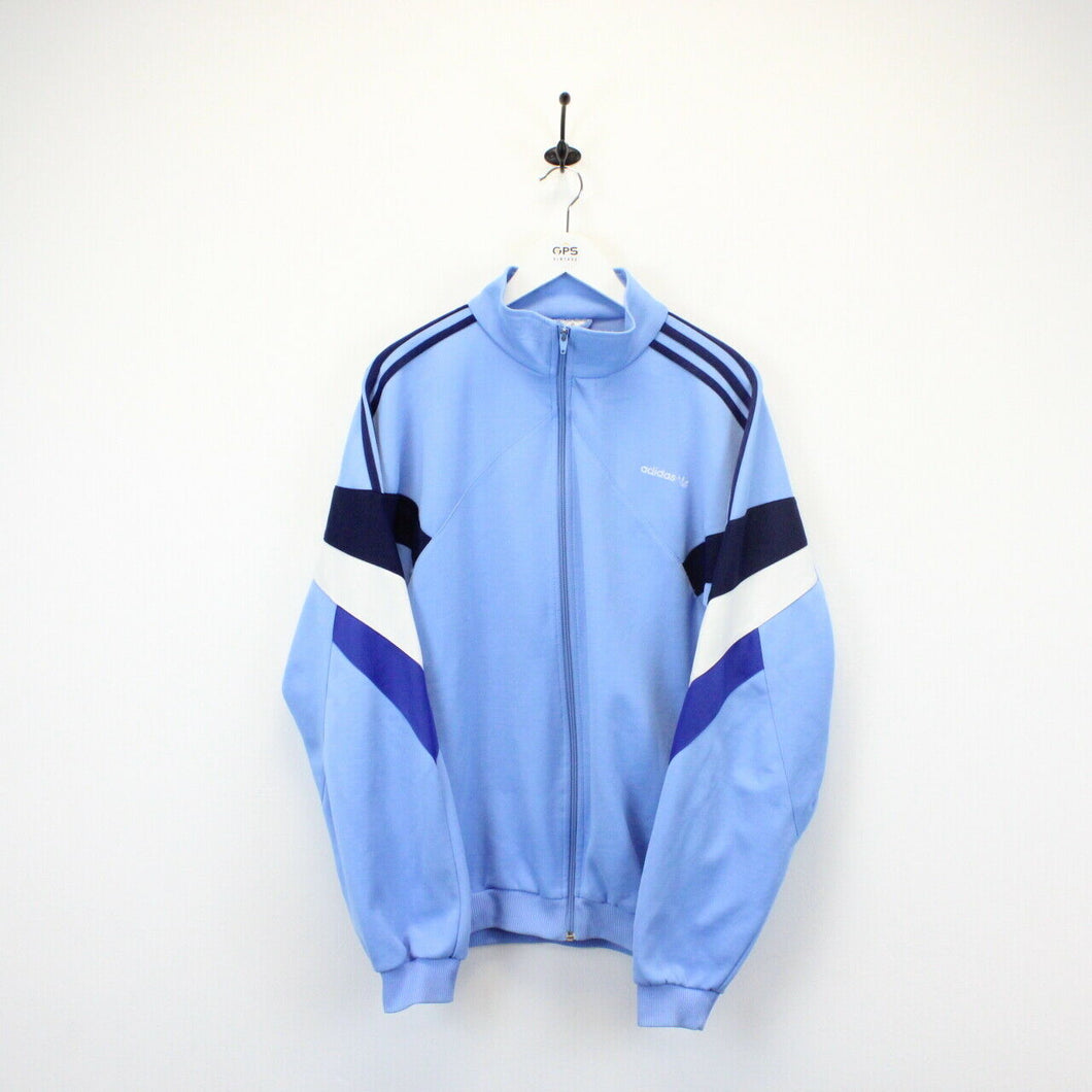 ADIDAS 90s Track Top Blue | Large