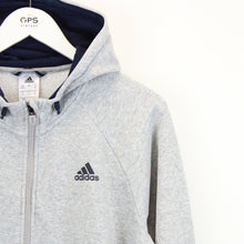 Load image into Gallery viewer, ADIDAS Hoodie Grey | Small