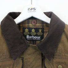 Load image into Gallery viewer, Womens BARBOUR Utility Waxed Jacket Brown | Small