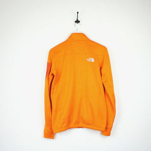 NORTH FACE Track Top Jacket Orange | Small
