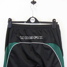 Load image into Gallery viewer, UMBRO 90s Joggers Black | Medium