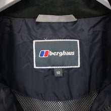 Load image into Gallery viewer, Womens BERGHAUS Jacket Navy Blue | Medium