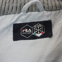Load image into Gallery viewer, FILA Down Puffer Jacket Green | XL