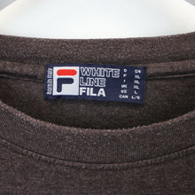 Load image into Gallery viewer, FILA T-Shirt Brown | Large