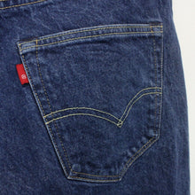 Load image into Gallery viewer, LEVIS 501 Jeans Dark Blue | W36 L30