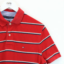 Load image into Gallery viewer, TOMMY HILFIGER Polo Shirt Red | Small