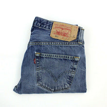 Load image into Gallery viewer, LEVIS 501 Jeans Blue | W31 L32