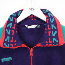 Load image into Gallery viewer, COLUMBIA 90s Fleece Jacket Multicolour | Medium