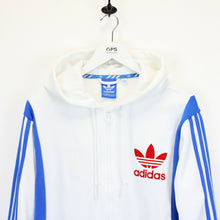 Load image into Gallery viewer, ADIDAS Hoodie White | Medium