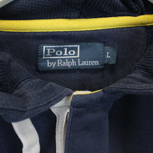 Load image into Gallery viewer, RALPH LAUREN Hoodie Navy Blue | Large
