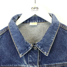 Load image into Gallery viewer, Womens 90s Denim Jacket Blue | Small