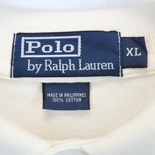 Load image into Gallery viewer, RALPH LAUREN Polo Shirt Cream | XL