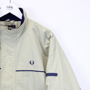 FRED PERRY Jacket Beige | Medium