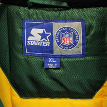 Load image into Gallery viewer, Vintage NFL STARTER Green Bay PACKERS Jacket | XL