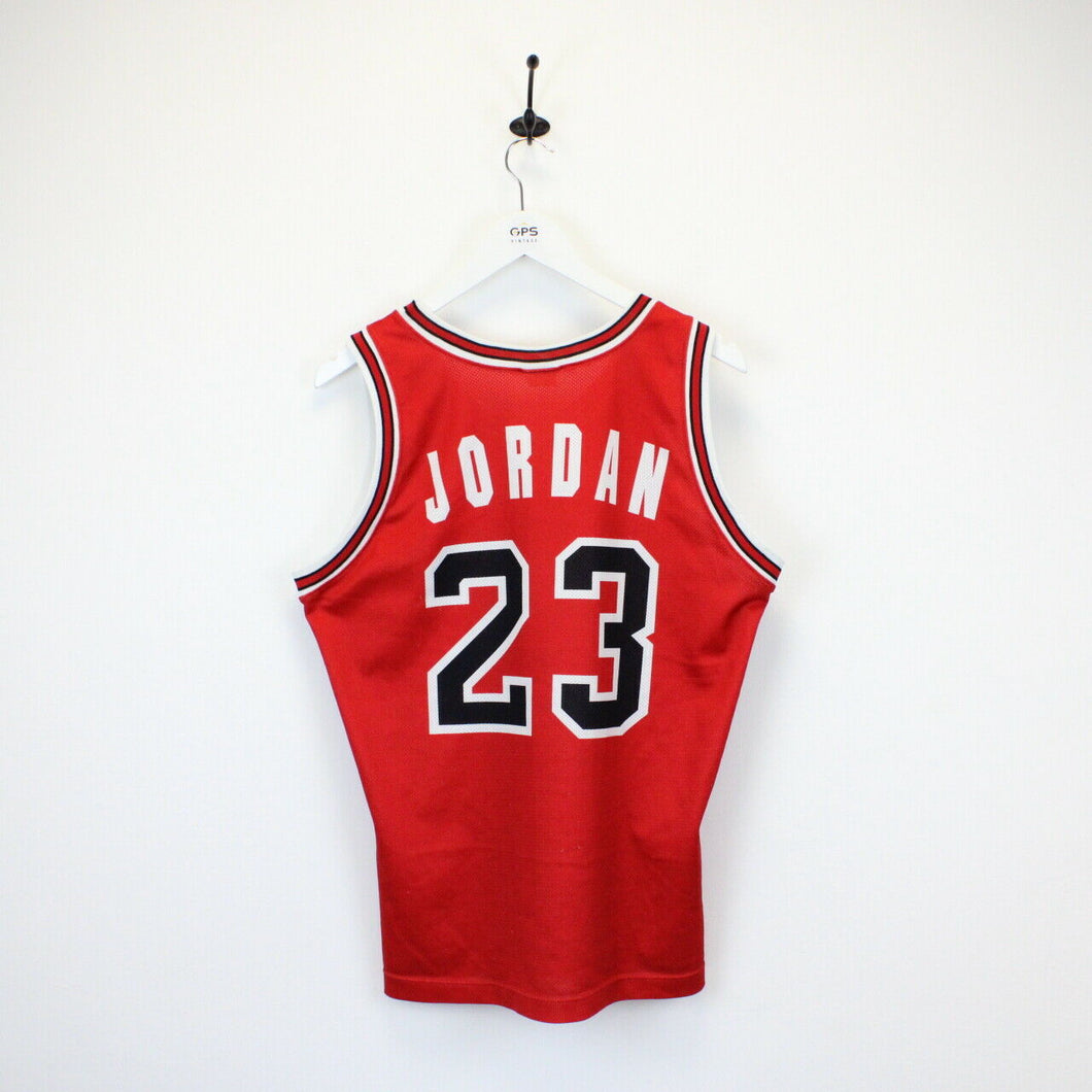 Vintage CHAMPION Chicago BULLS Jersey | Small