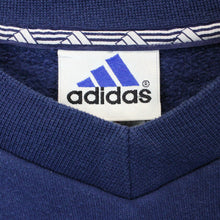 Load image into Gallery viewer, ADIDAS 90s Sweatshirt Navy Blue | Large