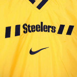 Vintage NFL NIKE Pittsburgh STEELERS Jacket | Large