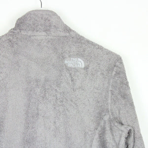 Womens NORTH FACE Track Top Grey | Medium