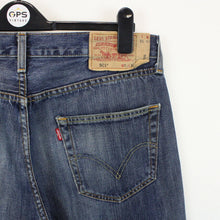 Load image into Gallery viewer, LEVIS 501 Jeans Dark Blue | W34 L30