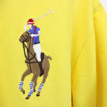 Load image into Gallery viewer, RALPH LAUREN Polo Shirt Yellow | Large
