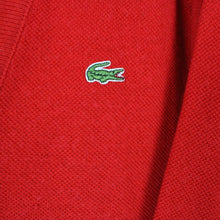 Load image into Gallery viewer, LACOSTE Knit Cardigan Red | Medium