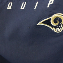 Load image into Gallery viewer, NFL REEBOK St. Louis RAMS 1/4 Zip Jacket | XL