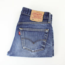 Load image into Gallery viewer, LEVIS 501 Jeans Mid Blue | W32 L30