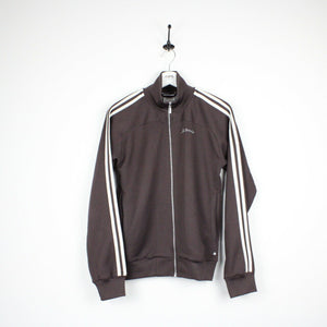 ADIDAS Track Top Jacket Brown | XS