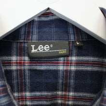 Load image into Gallery viewer, LEE Shirt Navy Blue | Medium