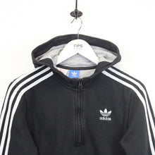 Load image into Gallery viewer, Womens ADIDAS Hoodie Black | XS