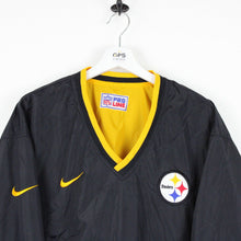 Load image into Gallery viewer, Vintage NFL NIKE Pittsburgh STEELERS Jacket | Large